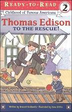 Thomas Edison to the Rescue! (Ready-to-Read)