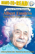 Albert Einstein: Genius of the Twentieth Century (Ready-to-Read)