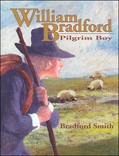 William Bradford, Pilgrim Boy