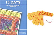 10 Days to Multiplication Mastery Wrap-up Combo