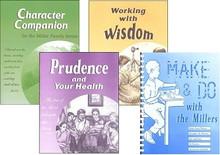 Miller Family Set of Activity Books (4)