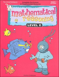Mathematical Reasoning E