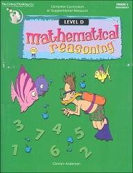 Mathematical Reasoning D