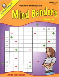 Mind Benders 6