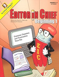 Editor in Chief Beginning 1