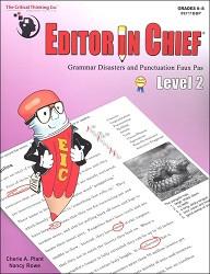 Editor in Chief Level 2