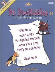 Dr. DooRiddles B1