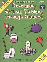 Developing Critical Thinking through Science 2