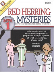 Red Herring Mysteries 1