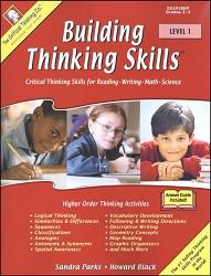 Building Thinking Skills 1