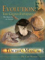 Evolution: The Grand Experiment Teacher's Guide