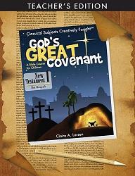 God's Great Covenant, NT 1 Teacher