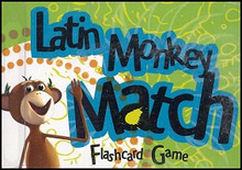 Latin Monkey Match