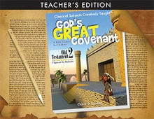 God's Great Covenant, OT 2 Teacher