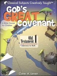 God's Great Covenant, OT 1 Student