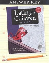 Latin for Children B Answer Key