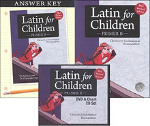 Latin for Children B Basic Bundle