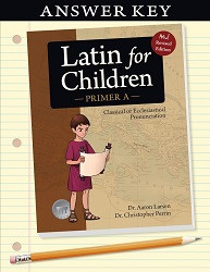 Latin for Children A Answer Key