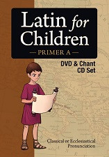 Latin for Children A DVD/CD