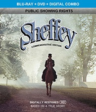 Sheffey Commemorative Edition  Blue-Ray + DVD + Digital Combo