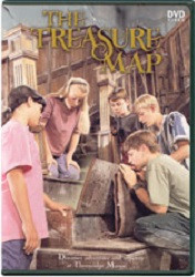Treasure Map DVD