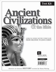 History Revealed: Ancient Civilizations Test Kit