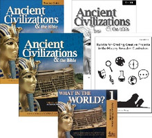 History Revealed: Ancient Civilizations and the Bible Essentials Pack