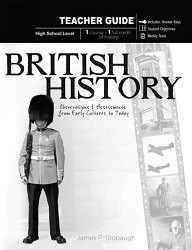 British History: Observations & Assessments from Early Cultures to Today Teacher