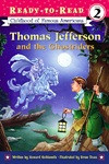 Thomas Jefferson and the Ghostriders (Ready-to-Read)