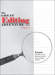 Great Editing Adventure Series Volume 2