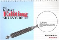 Great Editing Adventure Volume 1 Student