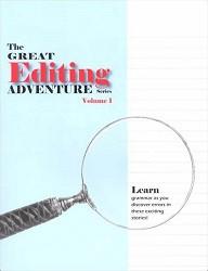 Great Editing Adventure Series Volume 1