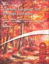Learning Language Arts Through Literature - Red Set