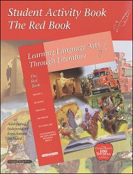 Learning Language Arts Through Literature - Red Activity