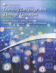 Learning Language Arts Through Literature - Blue Set