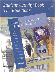 Learning Language Arts Through Literature - Blue Activity
