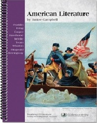 Excellence in Literature Content Guides for Self-Directed Study: American Literature
