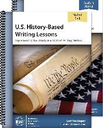 U.S. History-Based Writing Lessons Combo
