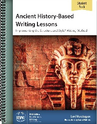 Ancient History-Based Writing Lessons Student