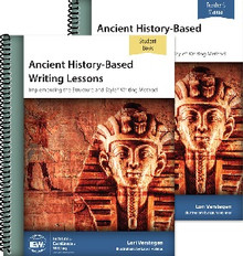 Ancient History-Based Writing Lessons Combo