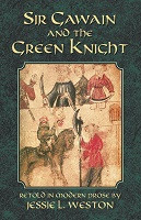 Sir Gawain and the Green Knight Dover 9637