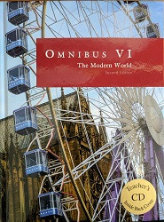 Omnibus VI Text w/Teacher CD 2nd Edition