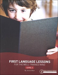 First Language Lessons for the Well-Trained Mind 2
