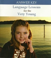 Language Lessons for the Very Young 1 Key