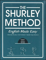 Shurley English 7 Skill and Application Test Pages
