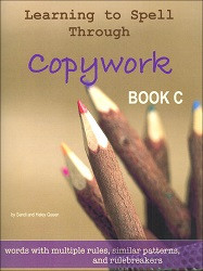 Learning to Spell Through Copywork C