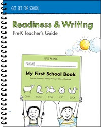 Pre-K Readiness and Writing Teacher's Guide