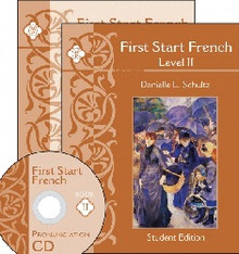 First Start French Level 2 Set