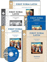 First Form Latin Set