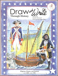 Draw and Write: Pilgrims, Pirates and Patriots